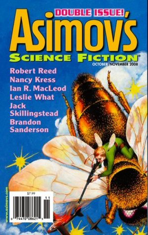 Asimov's Science Fiction, October/November 2008