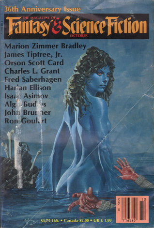 The Magazine of Fantasy & Science Fiction, October 1985 (The Magazine of Fantasy & Science Fiction, #413)