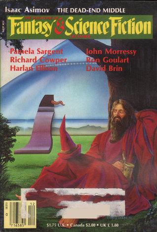 The Magazine of Fantasy & Science Fiction, December 1986 (The Magazine of Fantasy & Science Fiction, #427)