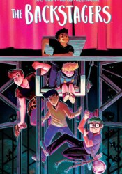 The Backstagers, Vol. 1: Rebels Without Applause Pdf Book