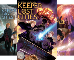 Keeper of the Lost Cities Set (Keeper of the Lost Cities #1-5)