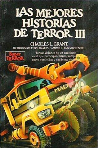 Las mejores historias de terror III