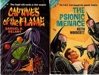 Captives of the Flame / The Psionic Menace