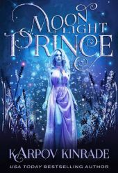 Moonlight Prince (Vampire Girl #4) Book
