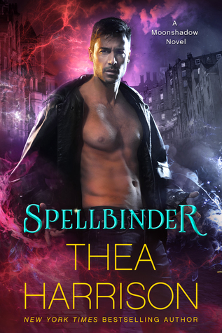 Spellbinder (Moonshadow, #2)