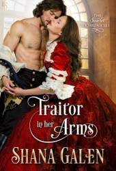 Traitor in Her Arms, (The Scarlet Chronicles, Book #2)