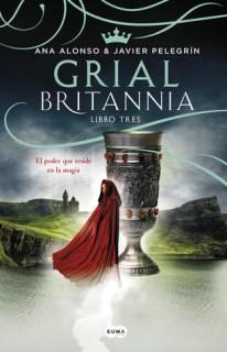 Grial (Britannia, #3)