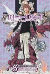 Death Note, Vol. 6: Give-and-Take (Death Note, #6) Pdf Book