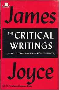 Joyce: Critical Writings