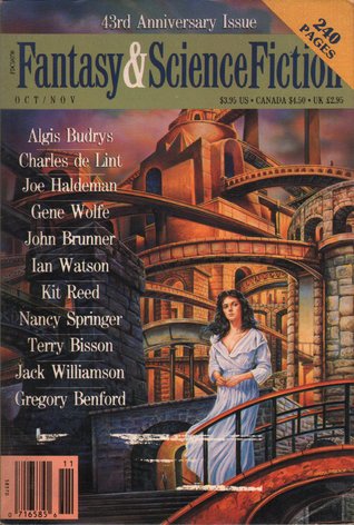 The Magazine of Fantasy & Science Fiction, October/November 1992 (The Magazine of Fantasy & Science Fiction, #497-498)