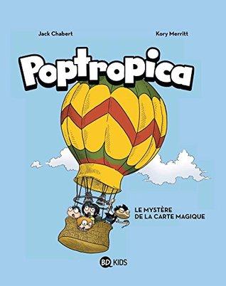 Poptropica, T01: Le mystère de la carte magique
