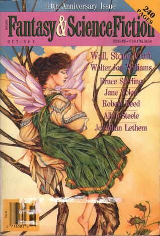 The Magazine of Fantasy & Science Fiction, October/November 1993 (The Magazine of Fantasy & Science Fiction, #509-510)