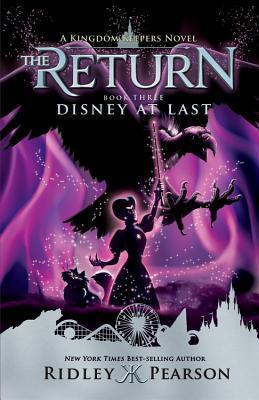 Disney at Last (Kingdom Keepers: The Return #3)