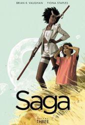 Saga, Vol. 3 (Saga, #3) Book