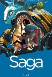 Saga, Vol. 5 (Saga, #5) Book