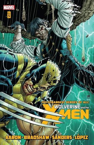 Wolverine and the X-Men, Volume 5