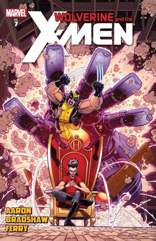 Wolverine and the X-Men, Volume 7