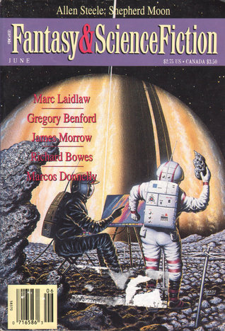The Magazine of Fantasy & Science Fiction, June 1994 (The Magazine of Fantasy & Science Fiction, #517)