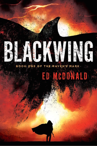 Blackwing (Ravens' Mark #1)