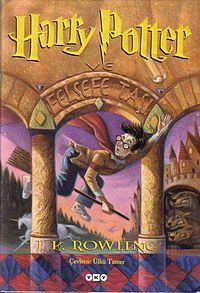Harry Potter ve Felsefe Taşı (Harry Potter, #1)