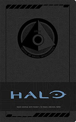 Halo Ruled Journal