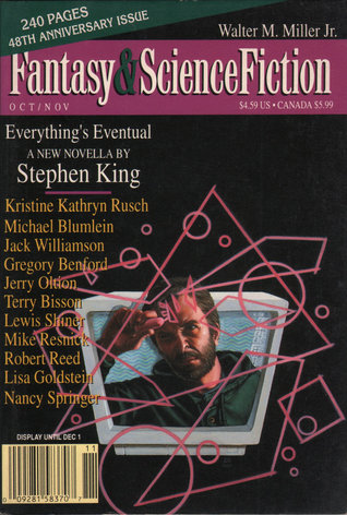 The Magazine of Fantasy & Science Fiction, October/November 1997 (The Magazine of Fantasy & Science Fiction, #556)