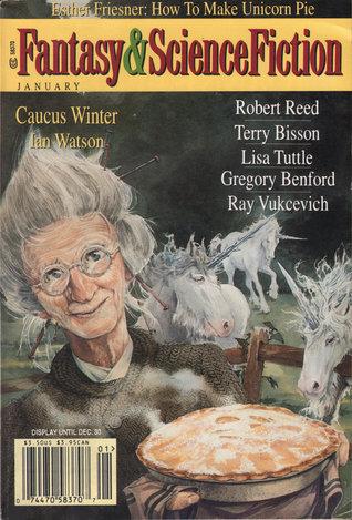 Fantasy & Science Fiction, January 1999 (The Magazine of Fantasy & Science Fiction, #569)