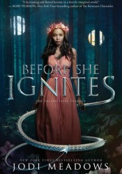 Before She Ignites (Fallen Isles, #1) Pdf Book