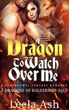 A Dragon to Watch Over Me