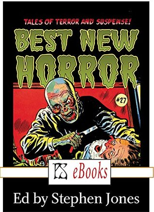 Best New Horror 27