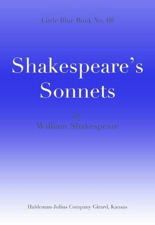 Sonnets; Little Blue Book No. 68 (Little Blue Books)