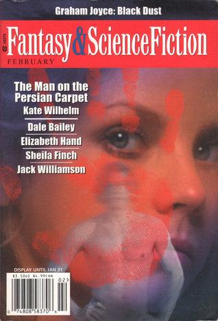 Fantasy & Science Fiction, February 2002 (The Magazine of Fantasy & Science Fiction, #603)