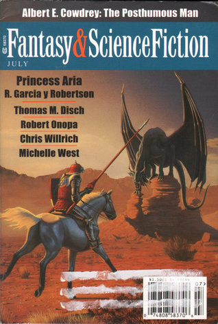 Fantasy & Science Fiction, July 2002 (The Magazine of Fantasy & Science Fiction, #608)
