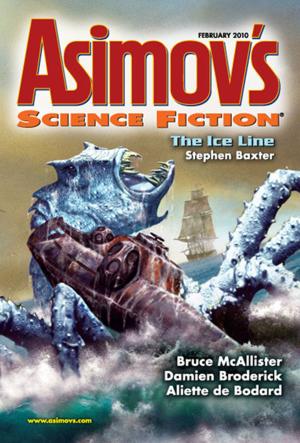 Asimov's Science Fiction, February 2010