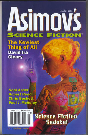 Asimov's Science Fiction, March 2006