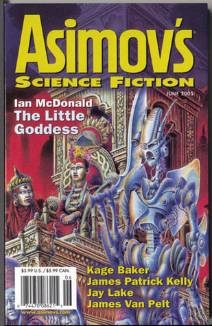 Asimov's Science Fiction, June 2005