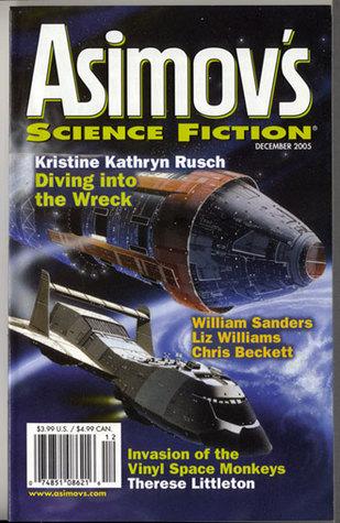 Asimov's Science Fiction, December 2005