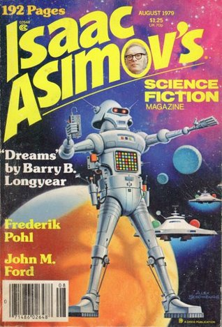 Isaac Asimov's Science Fiction Magazine, August 1979 (Asimov's Science Fiction, #18)
