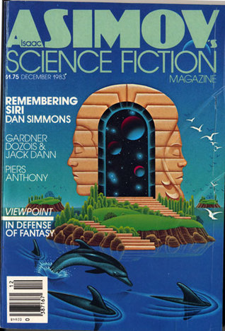 Isaac Asimov's Science Fiction Magazine, December 1983 (Asimov's Science Fiction, #72)
