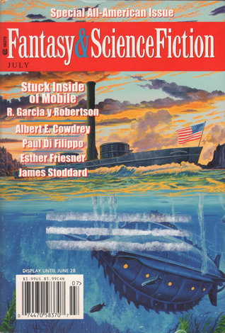 Fantasy & Science Fiction, July 2004 (The Magazine of Fantasy & Science Fiction, #630)