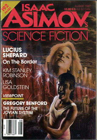 Isaac Asimov's Science Fiction Magazine, August 1987 (Asimov's Science Fiction, #120)
