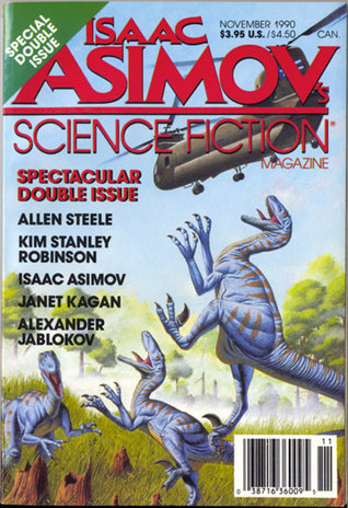 Isaac Asimov's Science Fiction Magazine, November 1990  (Asimov's Science Fiction, #162-163)