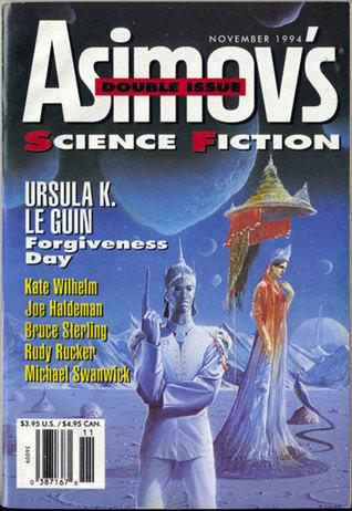 Asimov's Science Fiction, November 1994 (Asimov's Science Fiction, #222-223)