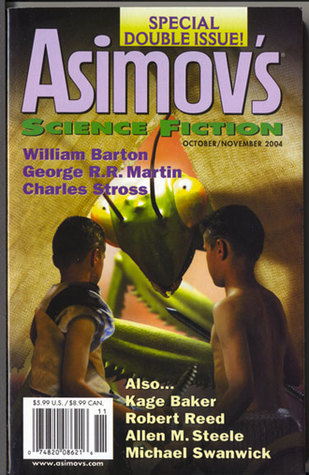Asimov's Science Fiction, October/November 2004 (Asimov's Science Fiction, #345-346)