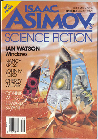Isaac Asimov's Science Fiction Magazine, December 1986 (Asimov's Science Fiction, #111)