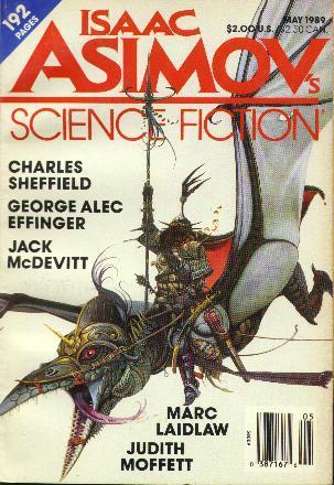 Isaac Asimov's Science Fiction Magazine, May 1989 (Asimov's Science Fiction, #143)