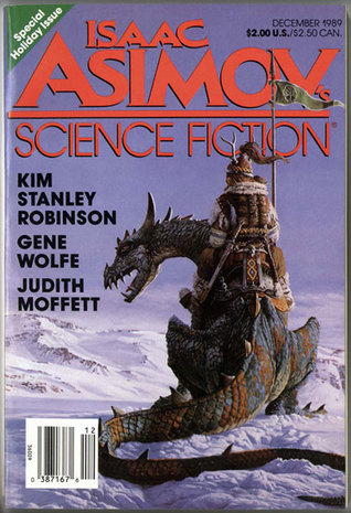 Isaac Asimov's Science Fiction Magazine, December 1989 (Asimov's Science Fiction, #150)