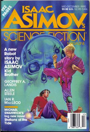 Isaac Asimov's Science Fiction Magazine, Mid-December 1990 (Asimov's Science Fiction, #165)