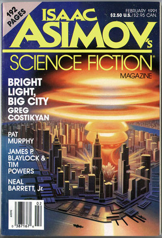 Isaac Asimov's Science Fiction Magazine, February 1991