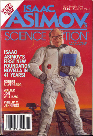 Isaac Asimov's Science Fiction Magazine, November 1991 (Asimov's Science Fiction, #177-178)
